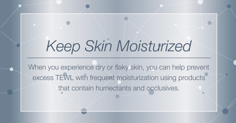 How to Help Keep Skin Moisturized