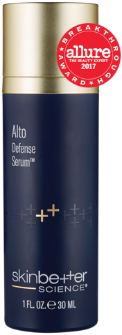 Alto Defense Serum 30ML Bottle with Allure Beauty Breakthrough Award Seal